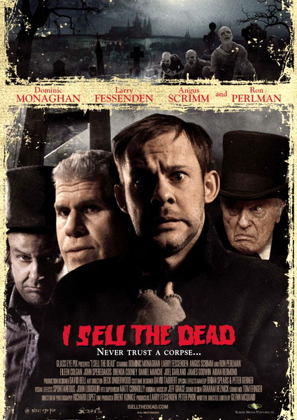 � ������ ���������� / I Sell the Dead (2008) DVDScr