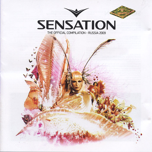 VA - Sensation The Official Compilation Russia (2009)
