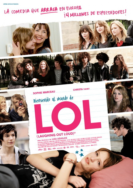 LOL [ржунимагу] / LOL (Laughing Out Loud) (2008) DVDRip