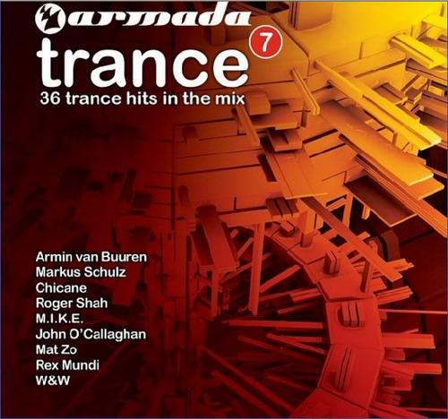 VA - Armada Trance vol. 7 (Mixed by Ruben De Ronde) (2009)