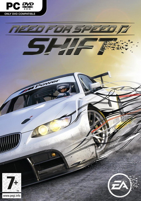 Need For Speed: SHIFT (2009)