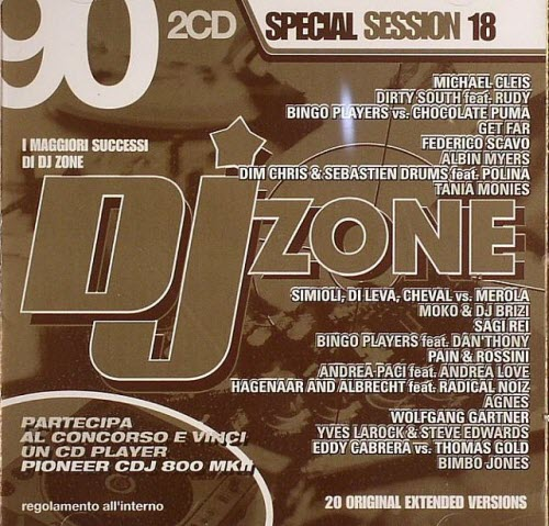 DJ Zone 90 (Special Session Vol.18) (2009)