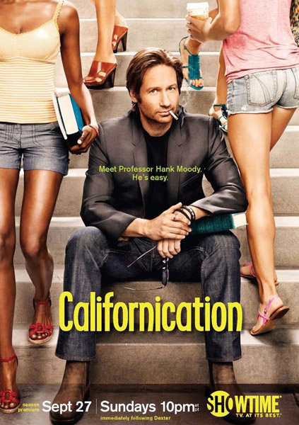 Блудливая Калифорния / Californication (2007-09)