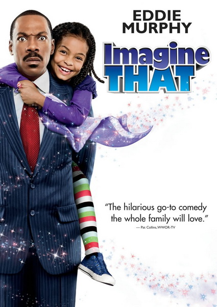 Представь себе / Imagine That (2009) DVDRip