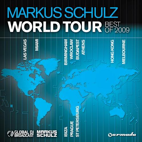 Markus Schulz - World Tour: Best of 2009 (2009) CD