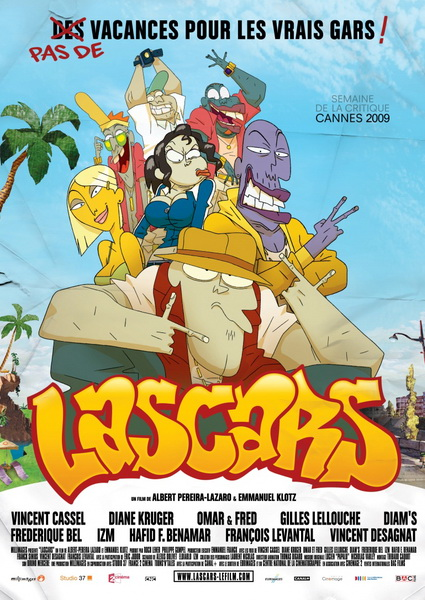 Чудаки / Lascars (2009) DVDRip