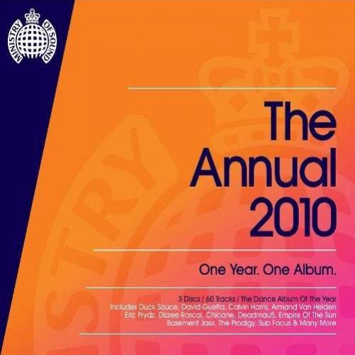 Ministry Of Sound: The Annual 2010 Official (2009)