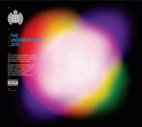 VA - Ministry Of Sound: The Undeground 2010 (2009)