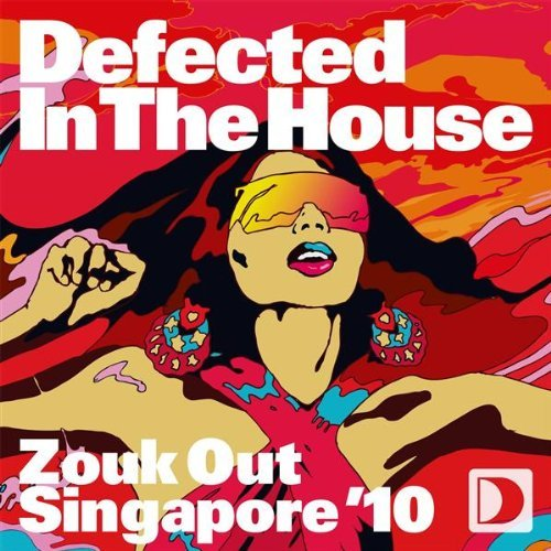 VA - Defected In The House: Zouk Out Singapore '10 (2009)
