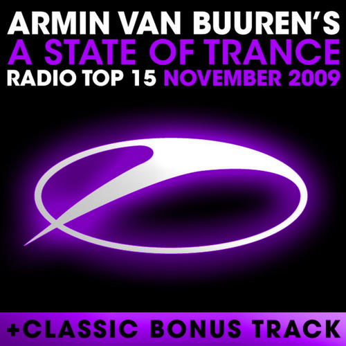 Armin Van Buuren - A State Of Trance Radio Top 15 November (2009)