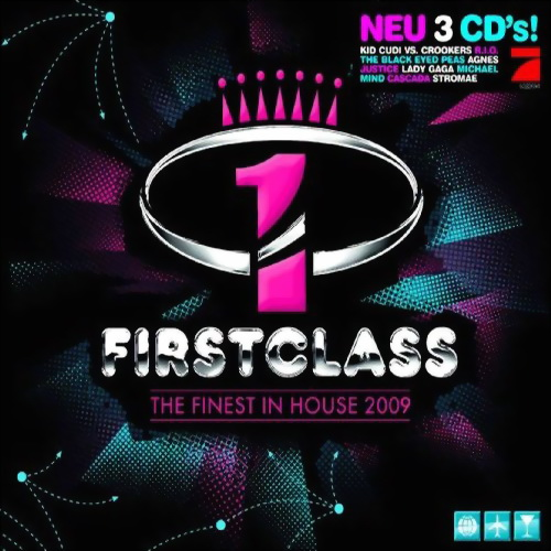 VA - Firstclass (the Finest in House 2009) (2009)