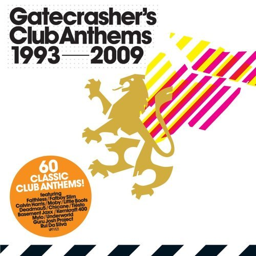 Gatecrashers Club Anthems 1993-2009