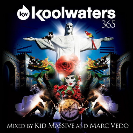 Koolwaters 365 (Mixed by Kid Massive & Marc Vedo)