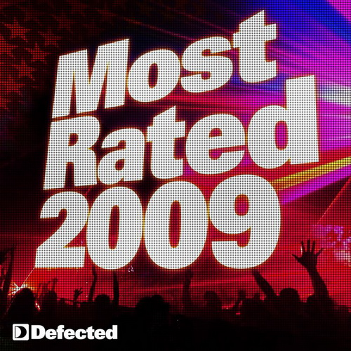 VA - Defected Most Rated (2009) 2xCD