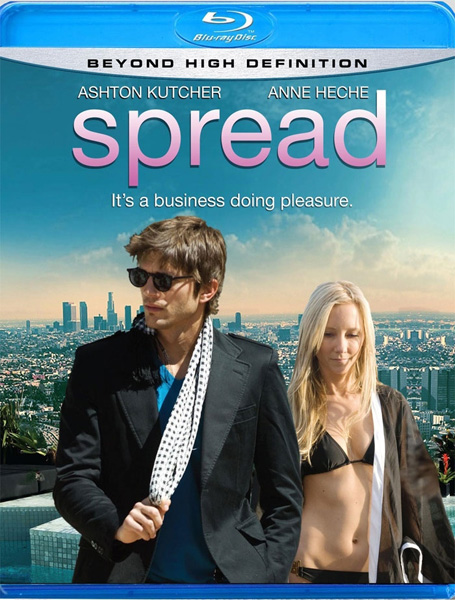 Бабник / Spread (2009) BDRip
