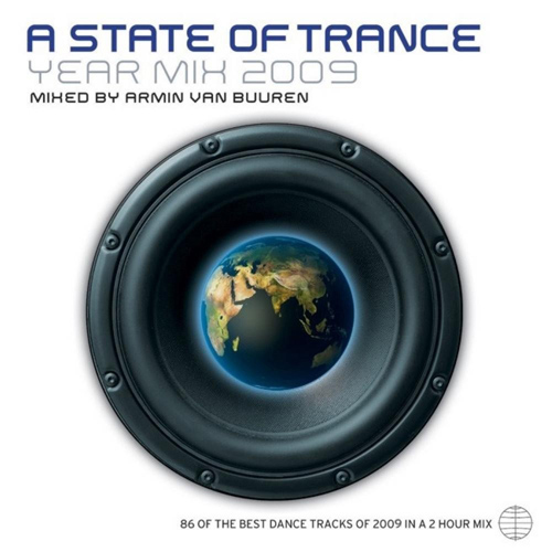 VA - A State Of Trance Yearmix 2009: Mixed by Armin van Buuren  (2009) 2xCD