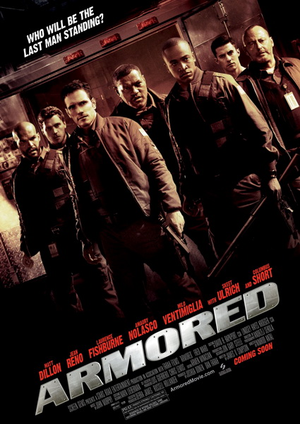 ���������� / Armored (2009) DVDRip