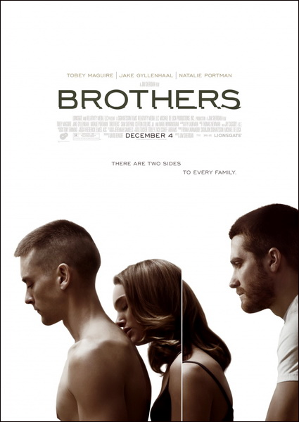 Братья / Brothers (2009) DVDScr