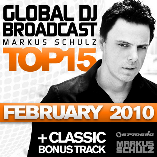 VA - Global DJ Broadcast Top 15 (February 2010)