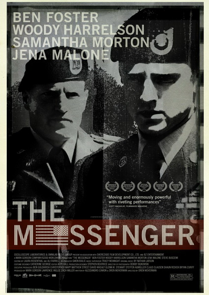 Посланник / The Messenger (2009) DVDScr