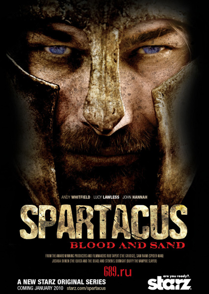 �������: ����� � ����� / Spartacus: Blood and Sand (2010) HDTVRip