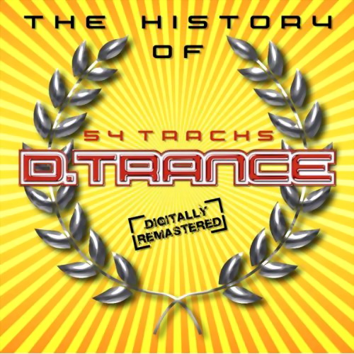 VA - The History Of D Trance (2009)