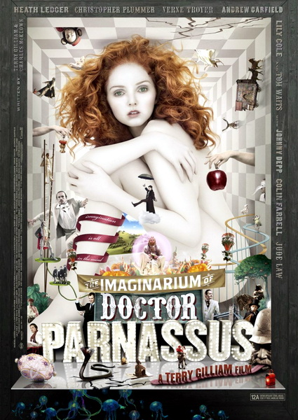 Воображариум доктора Парнаса / The Imaginarium of Doctor Parnassus (2009) DVDRip