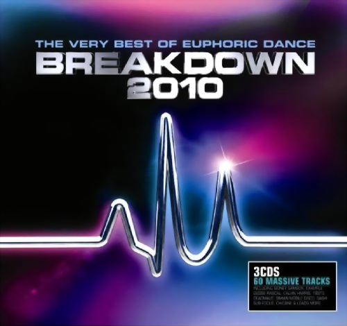 VA - Ministry Of Sound - Very Best Of Euphoric Dance Breakdown (2010)