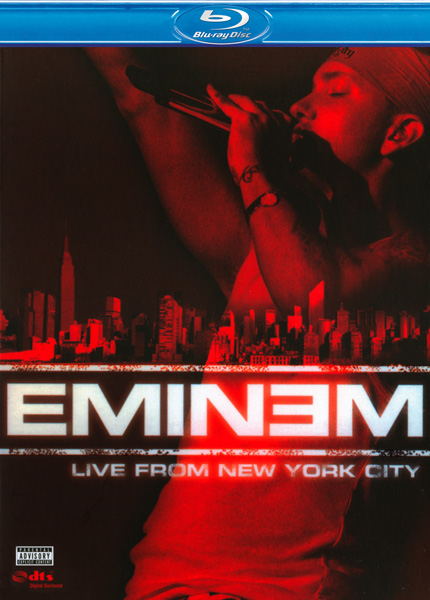 Eminem: Live From New York City (2005) HDRip