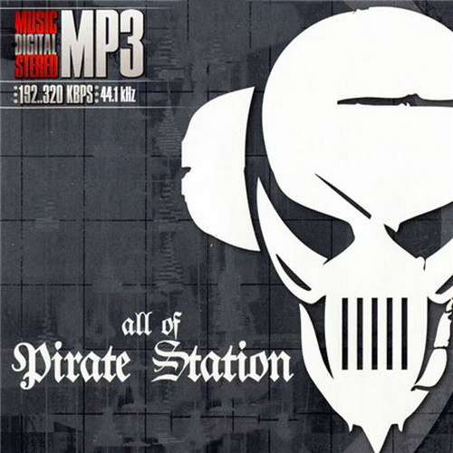 VA - All of Pirate Station (2009)