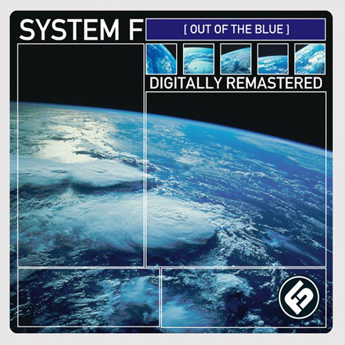 System F - Out Of The Blue (Remastered) (2010)