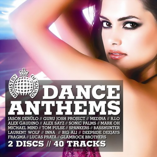 VA- Ministry Of Sound Dance Anthems (2010)