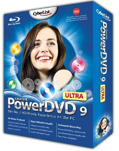 CyberLink PowerDVD Ultra 9 Build 2528 Ru-En RePack by Lisabon (14.02.2010) Fixed