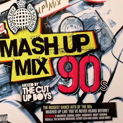 VA - Ministry of Sound Mash Up Mix 90s (2010)