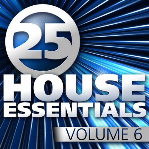 VA - 25 House Essentials Vol.6 (2010)