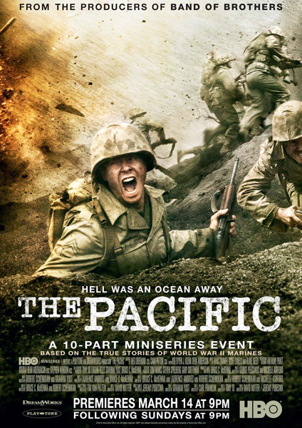 Тихий океан / The Pacific (2010) HDTVRip