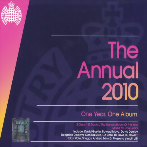 VA - MOS The Annual 2010 One Year One Album (Romanian Edition) (2010)