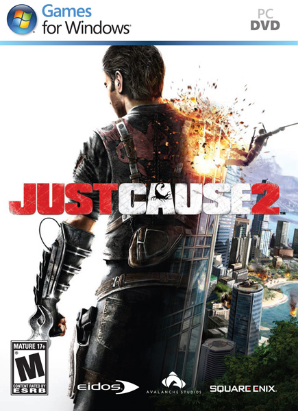 Just Cause 2 (2010)