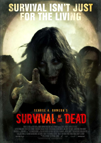 ��������� ��������� / Survival of the Dead (2009) DVDRip