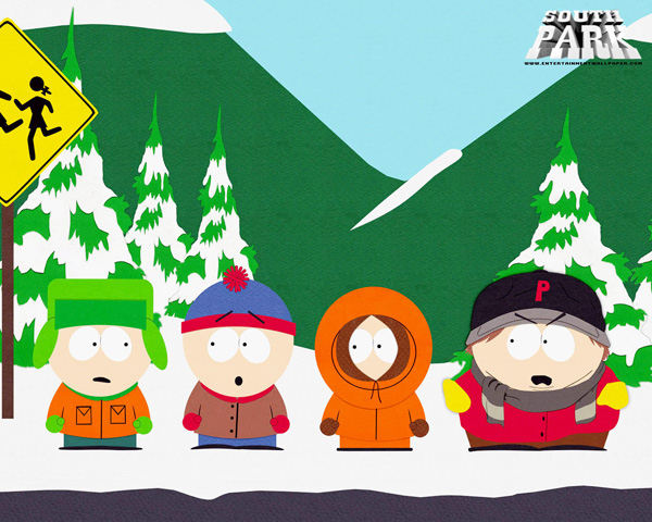 Южный Парк / South Park (2010) HDTVRip