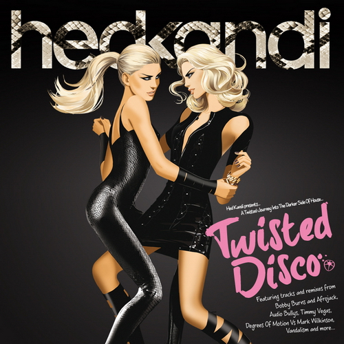 VA - Hed Kandi: Twisted Disco 10 (2010) 2xCD
