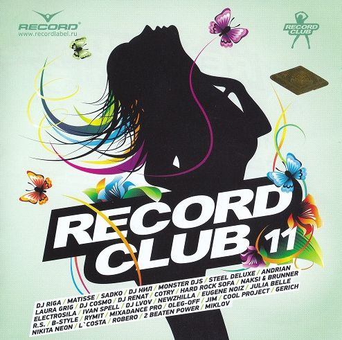 Record Club Vol.11 (2010)