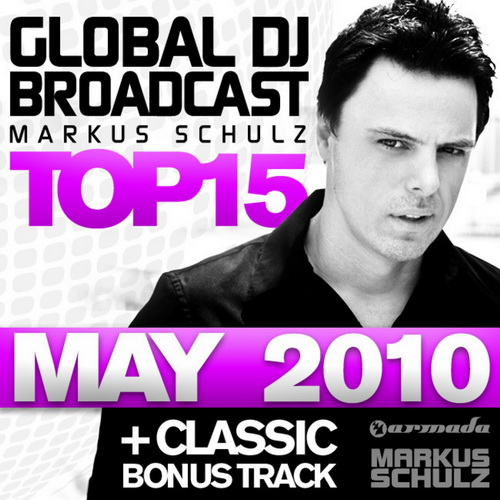 VA - Global DJ Broadcast Top 15 (May 2010)
