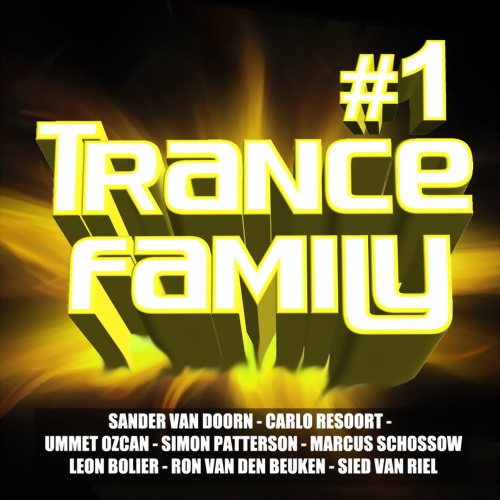VA - Trance Family: Part 1 (2010)