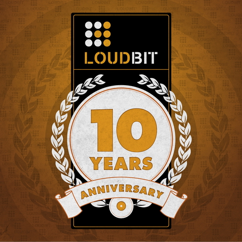 VA - Ten Years of Loudbit Records (2010)