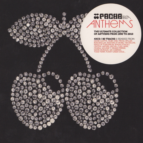 VA - Pacha Ibiza Anthems - The Ultimate Collection From 1990 to 2010 (2010) 4xCD