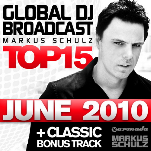 VA - Global DJ Broadcast Top 15 (June 2010)