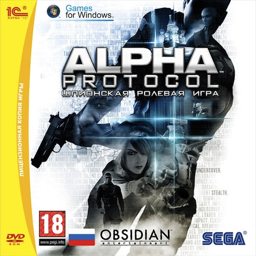 Alpha Protocol (2010/RUS/ENG/FULL/Repack)