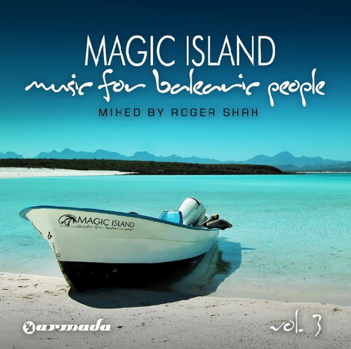 VA - Magic Island - Music For Balearic People Vol.3 (Mixed By Roger Shah) (2010) 2xCD