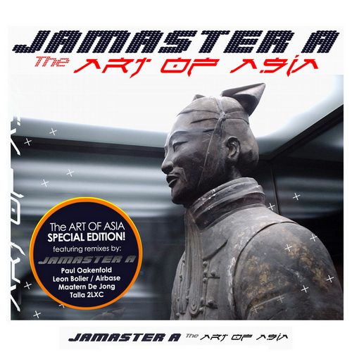Jamaster A - The Art Of Asia (2010)